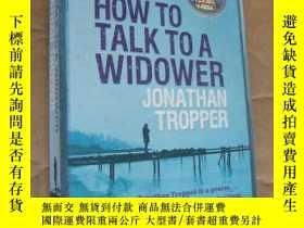 二手書博民逛書店HOW罕見TO TALK TO A WIDOWERY146810