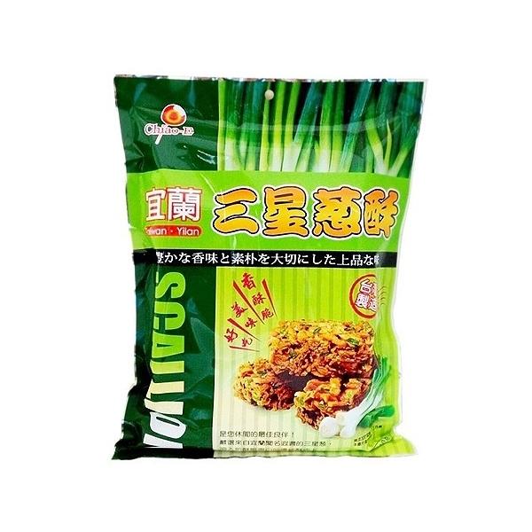 Chiao-E 巧益 宜蘭三星蔥酥(270g)【小三美日】