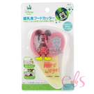 日本 SKATER 米奇 離乳食食物剪刀(嬰兒食物剪刀) ☆艾莉莎ELS☆