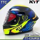 現貨 KYT 安全帽 TT-COURSE TTC X戰警 金鋼狼 眼鏡溝|23番 全罩式 內襯全可拆 排齒扣 漫威限量
