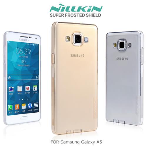 NILLKIN Samsung Galaxy A5 本色系列TPU軟套 軟殼 清水套 果凍套 保護套 手機套