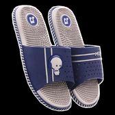 按摩拖鞋男士夏季浴室防滑拖鞋家用室內