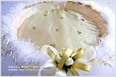 婚禮小物 金玫瑰戀曲煙盤 - 煙盤 婚禮佈置 幸福朵朵 婚禮周邊 迎賓送客