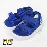 New Balance 寶藍 兒童涼鞋 小童鞋 NO.Y1469