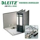 德國LEITZ 1100-50-00 黑色高級大理石紋紙夾(318x285x80mm)-20個入 / 箱