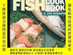 二手書博民逛書店THE罕見CANADIAN FISH COOK BOOK(十六開