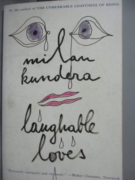 【書寶二手書T3/原文小說_LEB】The joke definitive version_Kundera, Milan