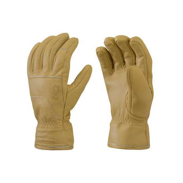 [OUTDOOR RESEARCH] Aksel Work Gloves 全皮保暖手套 駝色 (OR253953-1160)