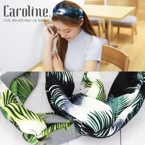 《Caroline》★韓國官網同步波西米亞風峇里島嶼度假髮帶69006
