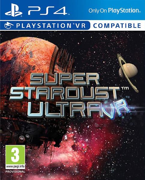 《現金價》PS4 超級星塵 Ultra(英文版,支援VR)