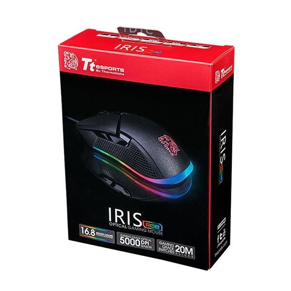 曜越 IRIS RGB電競光學滑鼠 (劍靈版)