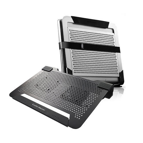 Cooler Master 酷碼 NOTEPAL U2 PLUS 二色 適用17吋以下 筆電 散熱墊
