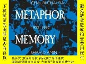 二手書博民逛書店【罕見】Event, Metaphor, Memory:Chau