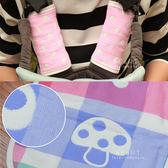 嬰兒背帶6層純棉紗布口水巾衛生吸吮帶 2入組 圍兜 背帶保護套