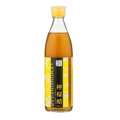 百家珍檸檬醋600ml/瓶【愛買】