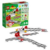 LEGO樂高 得寶系列 列車軌道 10882 積木 玩具