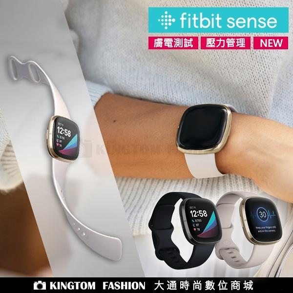 Fitbit Sense 進階健康智慧手錶 運動手環 心跳 步數 睡眠偵測 公司貨 保固一年