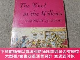 二手書博民逛書店The罕見Wind in the Willows 風語河岸柳 1961Y10655 Kenneth Graha