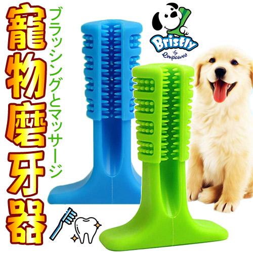 【培菓幸福寵物專營店】寵物潔牙棒 潔牙骨護齒 磨牙 清潔牙齒 狗狗 寵物用品M號(適合25-40Ibs狗狗)