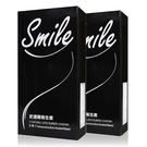 smile史邁爾 3合1 衛生套X2盒 (共24枚) 【保險套世界精選】