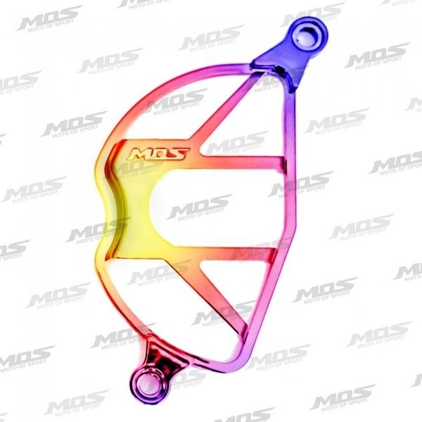 【OUTLET出清商品】MOS 傳動系統 電鍍進氣外蓋 SUZUKI ADDRESS V125 MUSIC 125 金