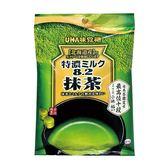 味覺糖 8.2抹茶牛奶糖袋81g【愛買】