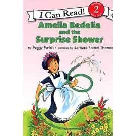 【麥克書店】An I Can Read : AMELIA BEDELIA AND SURPRISE SHOWER / 英文讀本CD / 汪培廷的英文書單