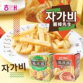 韓國 HAITAI 海太 Calbee jagabee 薯條先生 (18gx5包) 90g 薯條 薯條餅乾 馬鈴薯 海太薯條 餅乾