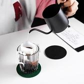咖啡壺 ins迷你掛耳手沖咖啡壺 304不銹鋼長嘴細口壺 免費鐳射雕刻【快速出貨】