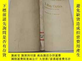 二手書博民逛書店X-Ray罕見Optics X射線光學——在固體上的應用。Y33