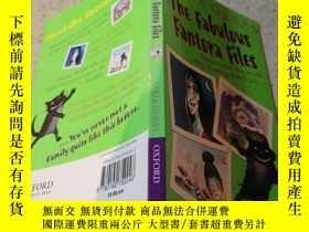 二手書博民逛書店the罕見fabulous fantora files 難以置信的fantora文件Y200392