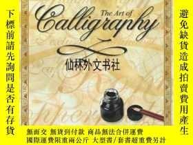 二手書博民逛書店【罕見】Art Of Calligraphy 2003年出版Y2