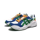 ASICS TIGER GEL-BND 白綠藍 網布 厚底 復古休閒鞋 男女 (布魯克林) 1021A145100 1022A129100