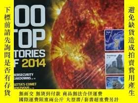 二手書博民逛書店SCIENCE罕見FOR THE CURIOUS Discover 科学杂志 2015年1-2月 英文版Y42