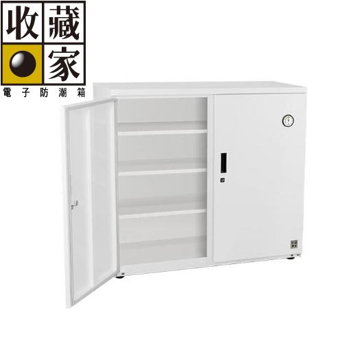 收藏家 AHD-500MW 電子防潮鞋櫃|收納櫃(明亮白)