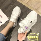 新款老爹鞋女ins百搭智熏平底學生超火網紅山本港風運動鞋子