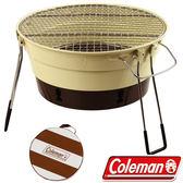 Coleman CM-27318-棕色 收納型Packway烤肉爐II