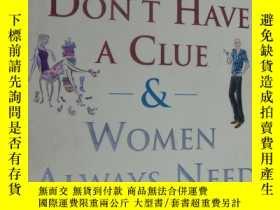二手書博民逛書店Allan罕見Pease:Why Men Dont Have a