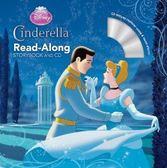 【麥克書店】CINDERELLA (灰姑娘) /英文繪本附CD‧聽迪士尼說故事