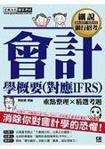 細說銀行招考:會計學(概要)【對應IFRS】
