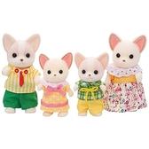 森林家族 人偶 吉娃娃家庭組