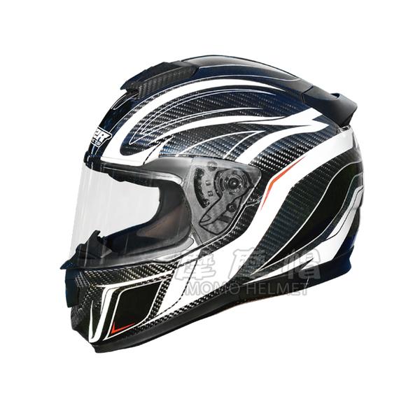 M2R 全罩式碳纖安全帽 《XR-5系列》 內有其他顏色