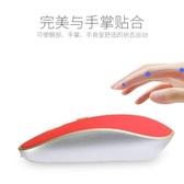 靜音可充電滑鼠適用帶戴爾聯想蘋果筆記本臺式電腦女生無線滑鼠
