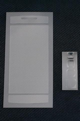 手機螢幕保護貼 Nokia X6 亮面