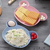 防摔兒童碗勺子筷子叉子寶寶餐盤  百姓公館