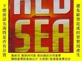 二手書博民逛書店英文原版罕見Red Sea by E.A. Benedek 著Y