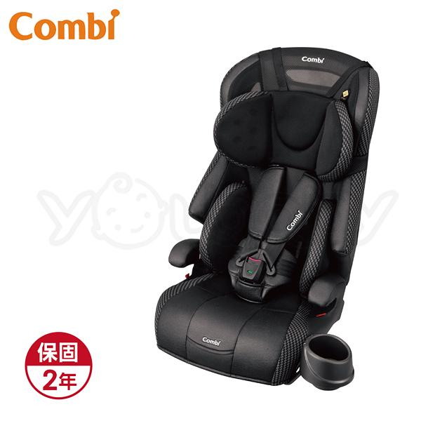 康貝 Combi Joytrip EG 成長型汽車安全座椅-動感黑 (贈 尊爵卡)