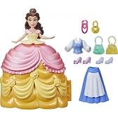 《 Disney 迪士尼 》迪士尼驚喜迷你公主-貝兒 / JOYBUS玩具百貨