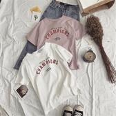 白色t恤女短袖寬鬆半袖體恤潮