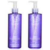 【BIONEO德國百妮】紫花淨顏卸妝油(350ml x2)